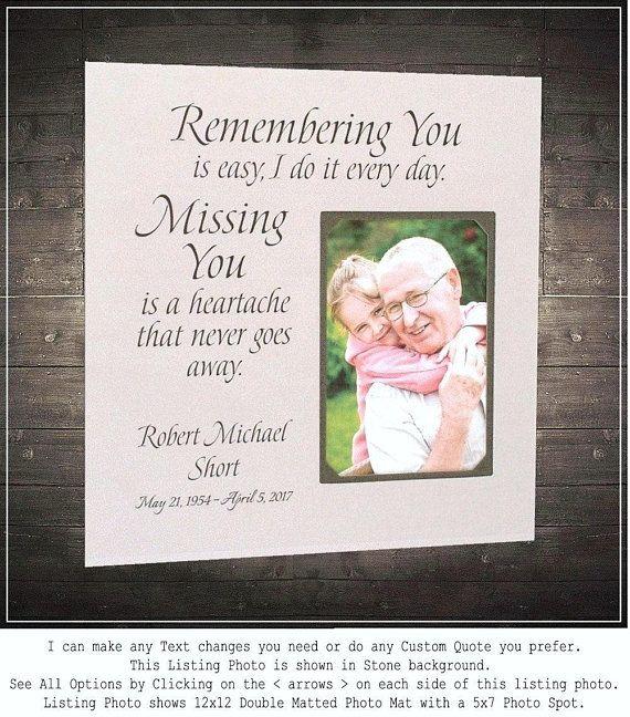 Wedding Quotes Memorial Plaque Mom Memorial Gift In Memory Photo