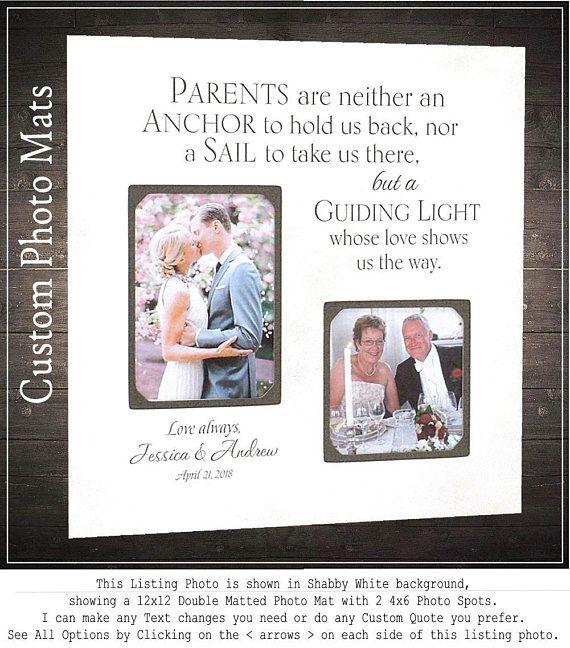 Wedding Quotes Wedding Gift Parents Of The Bride Groom Parents