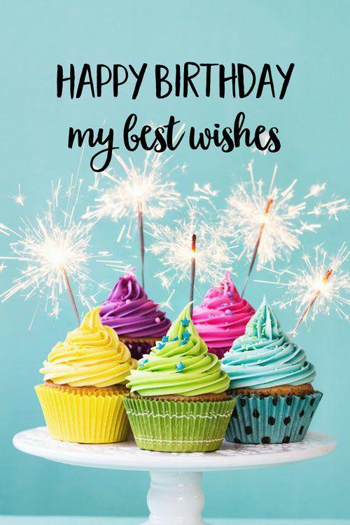Fine Best Birthday Quotes Happy Birthday My Best Wishes Personalised Birthday Cards Paralily Jamesorg