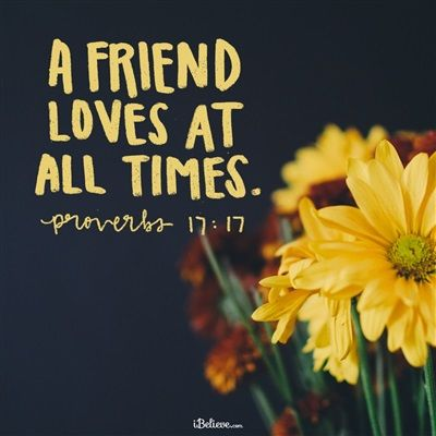 friendship quotes your daily verse proverbs