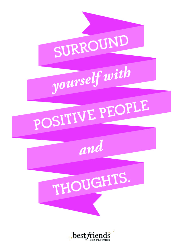Motivational Quotes Surround Yourself With Positive People And