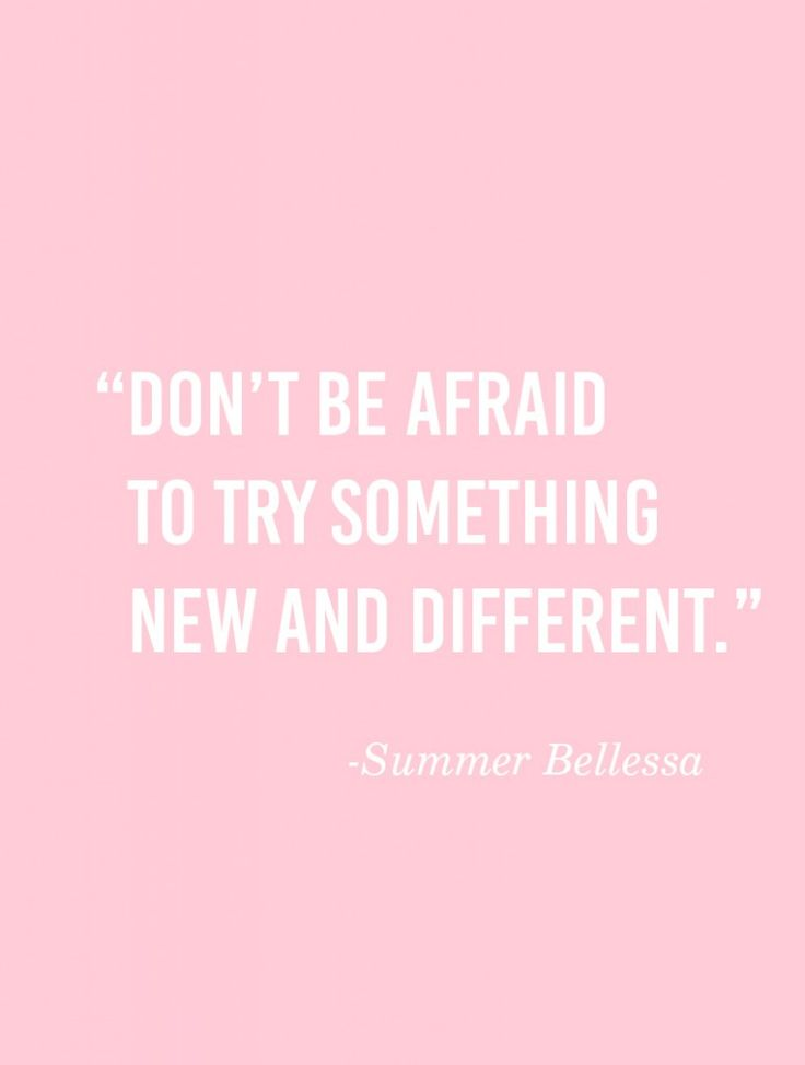 Motivational Quotes Try Something New Quotesstorycom Leading