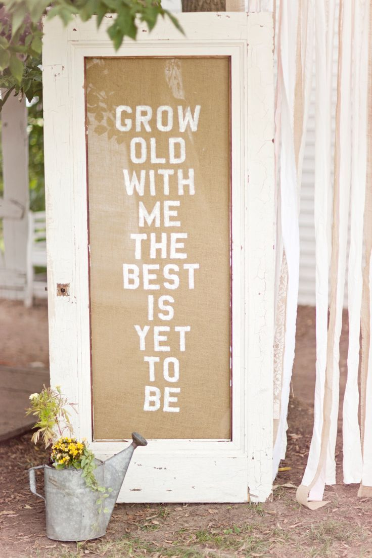 Quotes About Wedding 35 Rustic Old Door Wedding Decor Ideas For