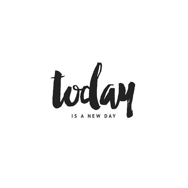 Motivational Quotes Today Is A New Day Quotesstorycom Leading