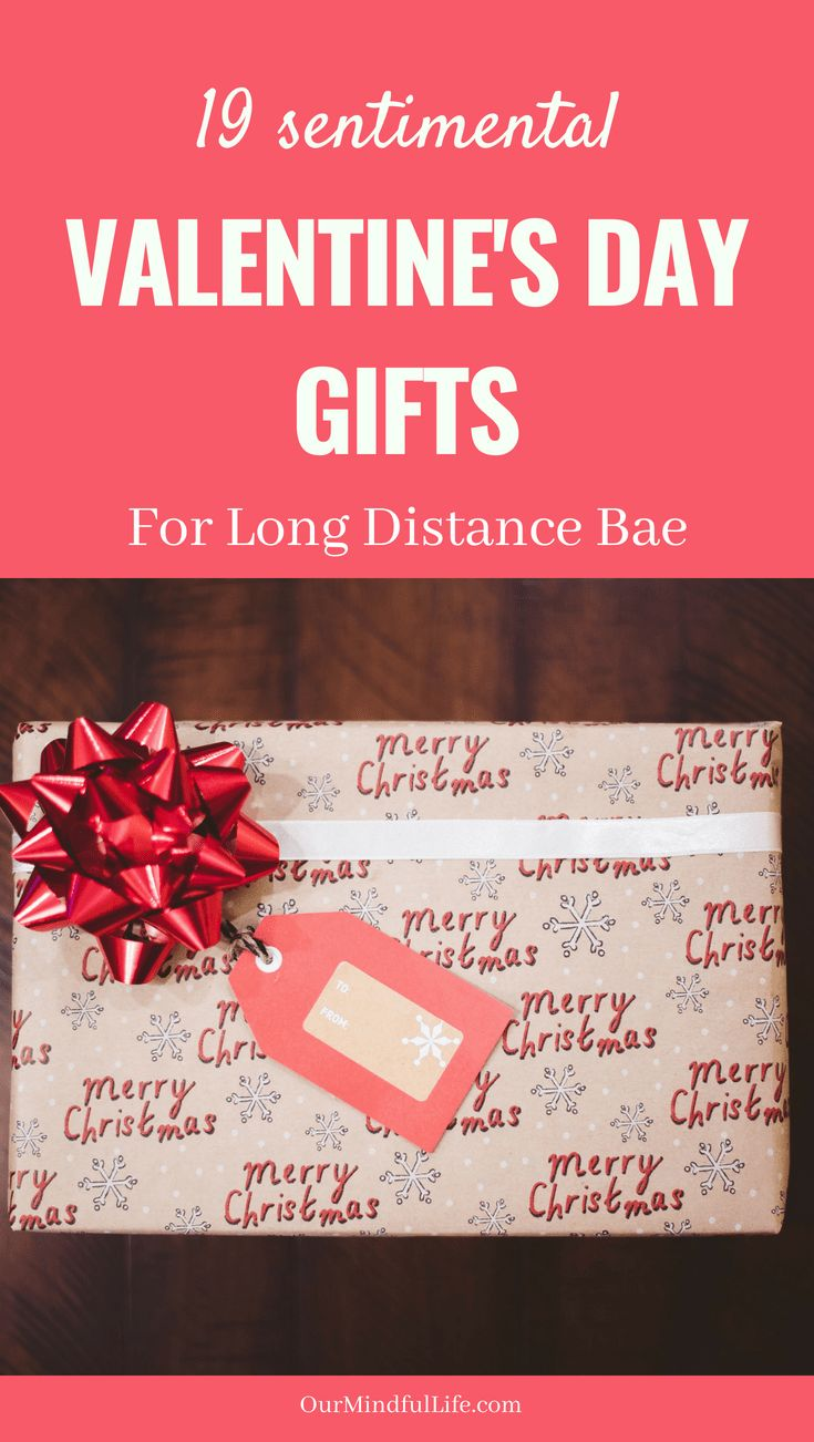 Long Distance Relationship 19 Thoughtful Valentine S Day Gifts