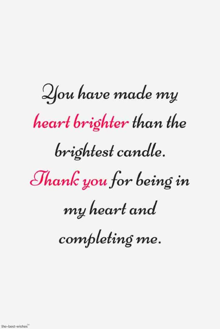 Love Thank You Love Quote For Bf Quotesstory Com Leading Quotes Magazine Find Best Quotes Collection With Inspirational Motivational And Wise Quotations On What Is Best And Being The Best